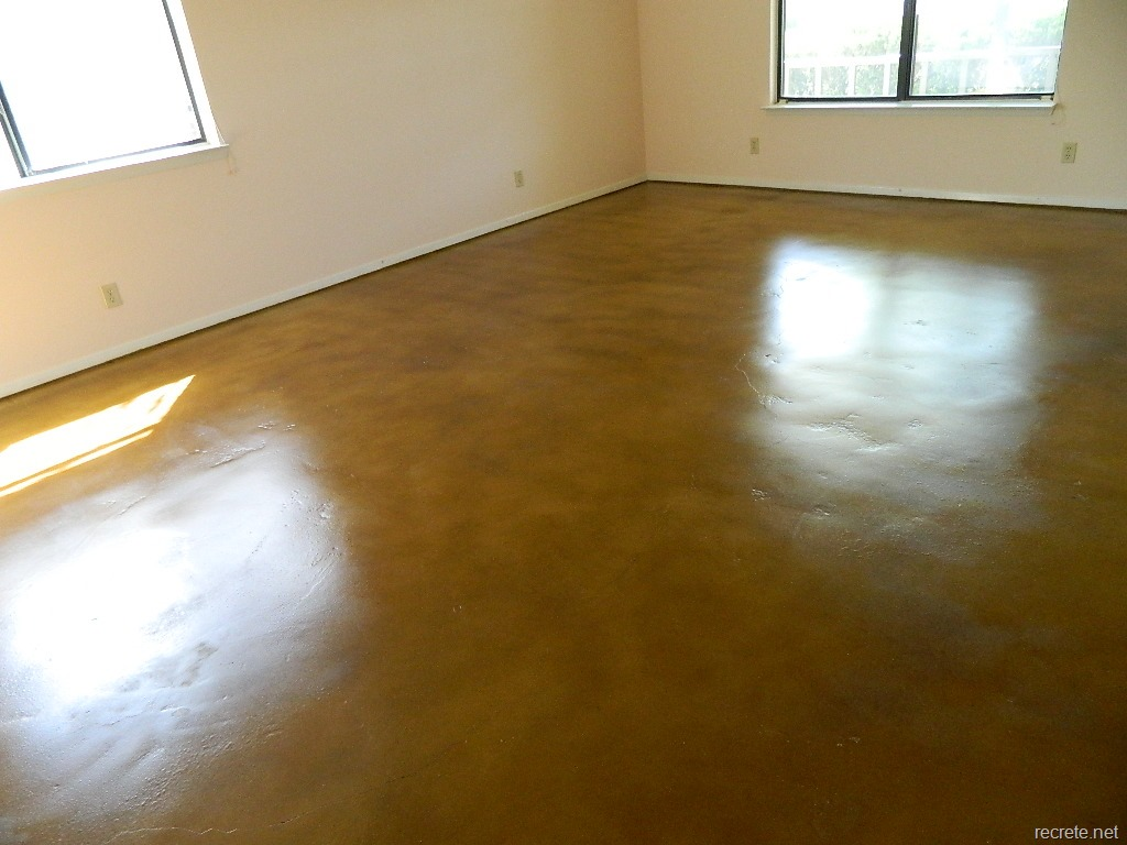 Dfw Stained Concrete Contractor Thestainingguy Com