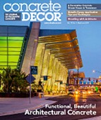 Concrete Decor Magazine