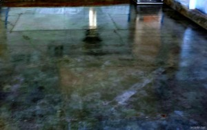 Stained-Concrete-California-Garage
