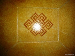 Stained-celtic-stencil